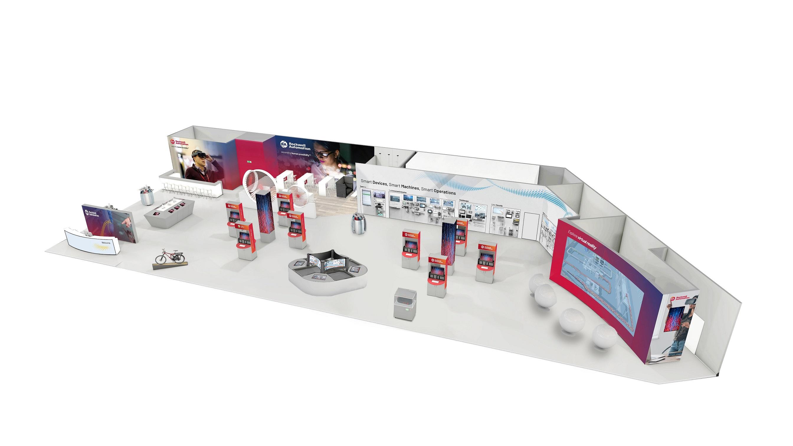 SPS 2019: Rockwell Automation zeigt intelligente Fertigung im Einsatz